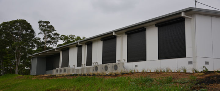 Bushfire Roller Shutters Sydney — Security roller shutters, garage
